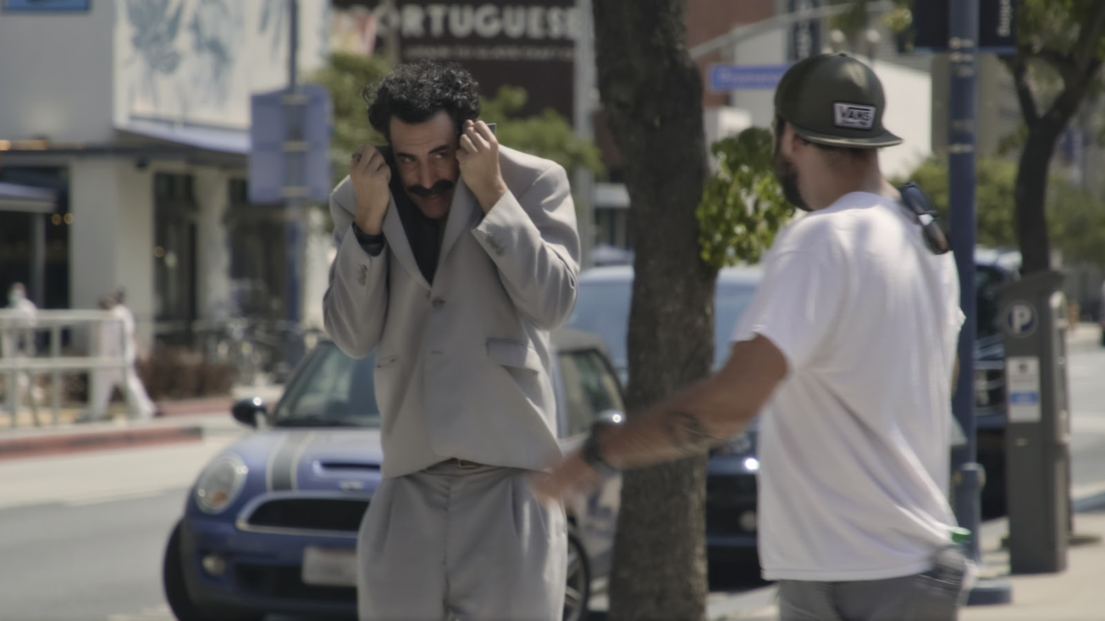 Borat Subsequent Moviefilm - How outrageous is the new film?
