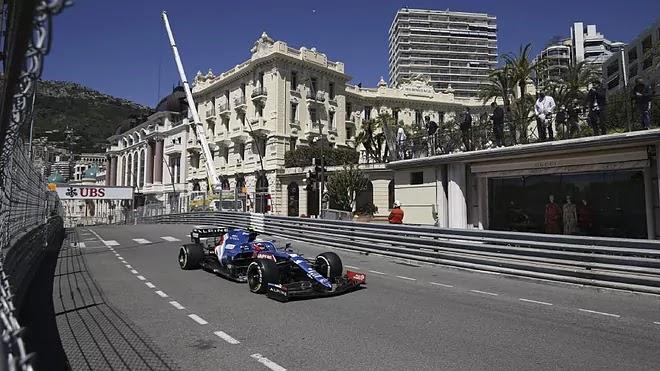Alpine explica por que Ocon teve um bom desempenho em Mônaco e Fernando Alonso não