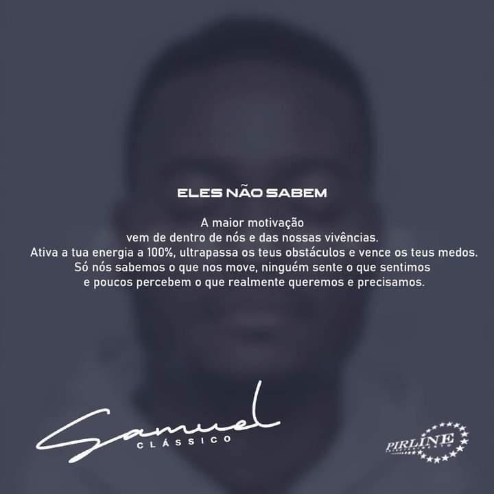 """Samuel Clássico """"Eles não Sabem"""" - Download"""