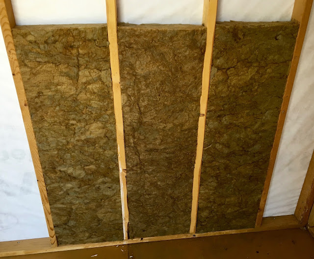 Mineral wool batt insulation for 2 mineral wool insulation