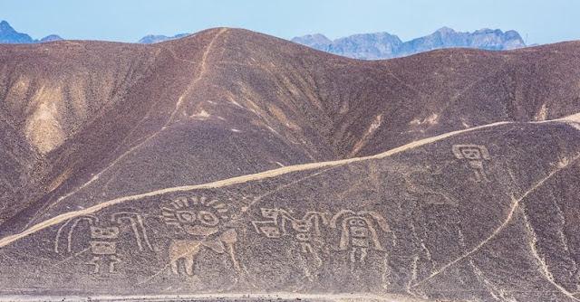Linhas de Nazca, Mistérios, Arqueologia, História, Civilizações Antigas