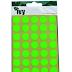 Green Dots 13mm