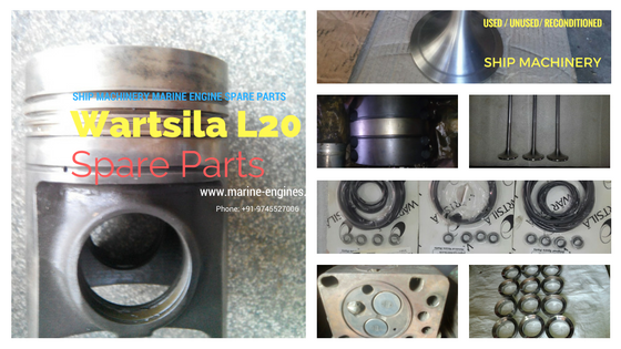 Wartsila L20 Spare, Genuine, OEM, good Quality, reusable, original, ship machinery, parts, for sale, shipyard, buy, supplier, stock