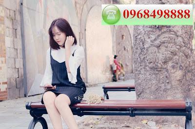 Ghế công viên tại phố Phan Đình Phùng