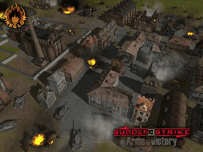 Download Game Sudden Strike Iwojima PC