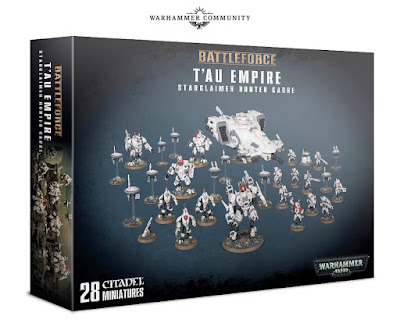 Battleforce T'au