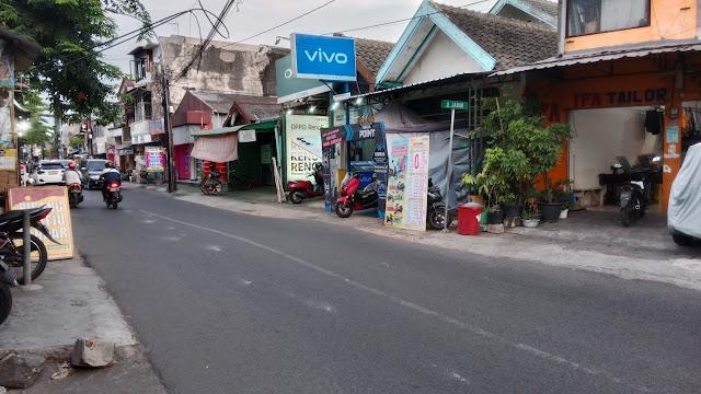 Jalan Jarak dolly surabaya