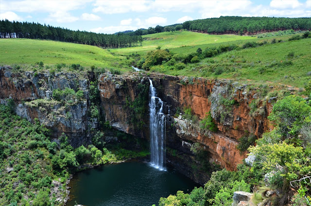 Berlin Falls in #Graskop #SouthAfrica #PhotoYatra #TheLifesWayCaptures