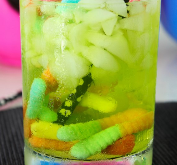 HALLOWEEN PUNCH FOR KIDS #drinks #kidfriendly