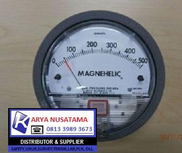 Jual Magnehelic Dweyer 500pa Pressure Gage di Padang
