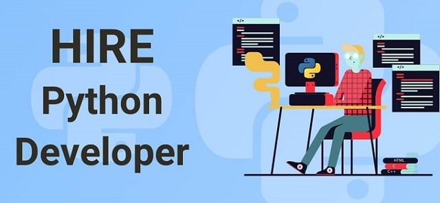 why hire python developers coders