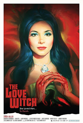 The Love Witch 2016 DVD R1 NTSC Sub
