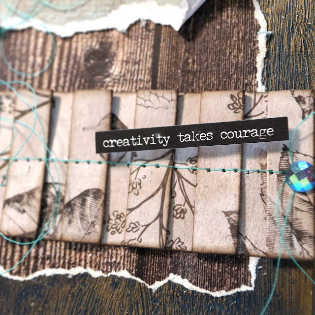 Alice Scraps Wonderland   Pretty Paper Pleats Tutorial