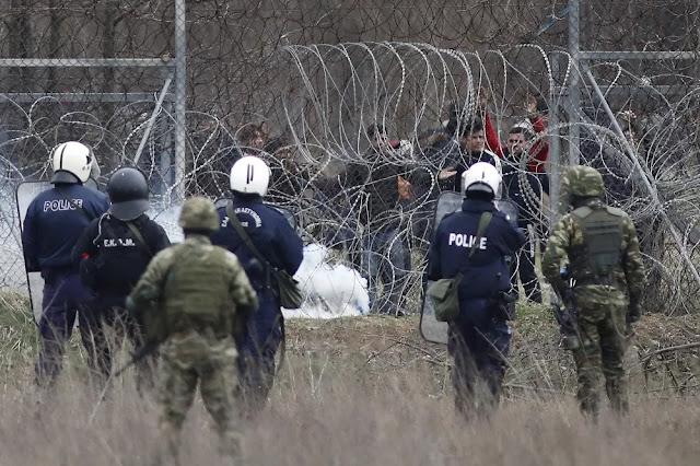 Ο Ερντογάν διαπράττει εγκλήματα κατά της ανθρωπότητας