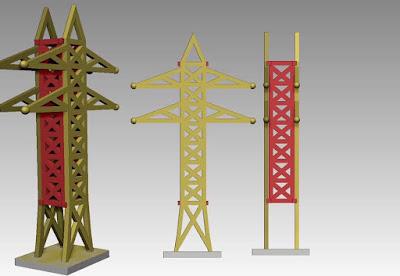 Power Generator & Pylon picture 2