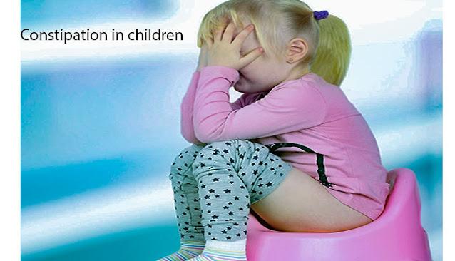 اسباب الامساك عند الاطفال و كيفية علاجه