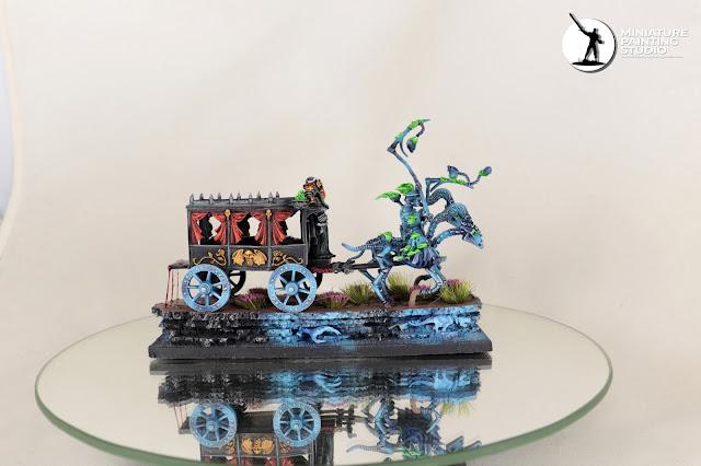 Warhammer Vampire Counts Black Coach