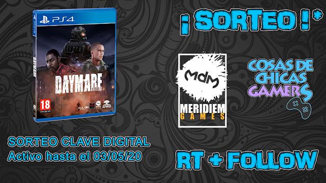 Sorteo Daymare para PS4