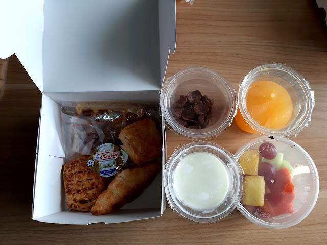 continental breakfast fika rooms 2