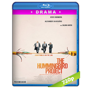 The Hummingbird Project (2018) BRRip 720p Audio Dual Latino-Ingles