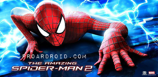 تحميل لعبة The Amazing Spider-Man 2 مجانا