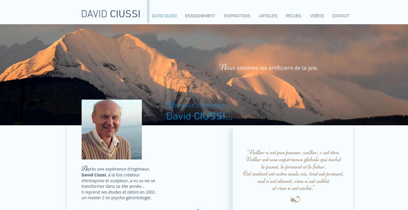 http://www.davidciussi.com/