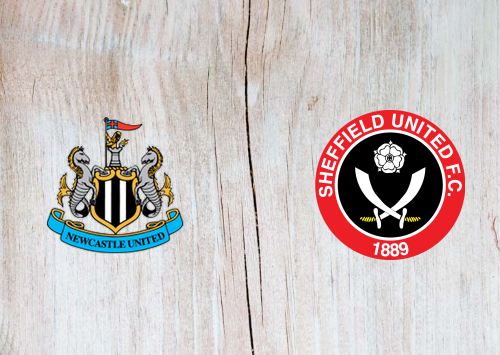 Newcastle United vs Sheffield United -Highlights 21 June 2020