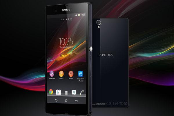 Spesifikasi dan Harga Sony Xperia Z Terbaru