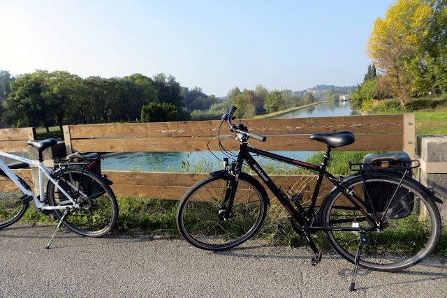 percorsi piste ciclabili veneto