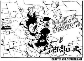 Update! Baca Manga Black Clover Chapter 294 Full Sub Indo