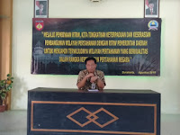 Kodim 0735/Surakarta Gelar Pembinaan Tata Ruang Wilayah Pertahanan Darat