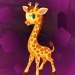 Play Games4King Giraffe Cub Es…