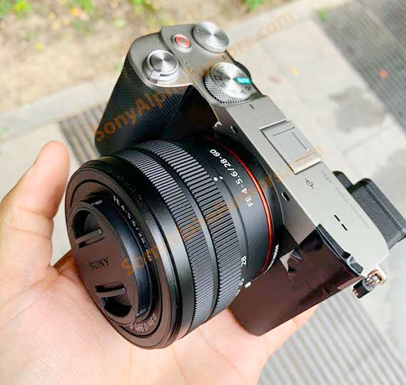 Sony A7C : Review