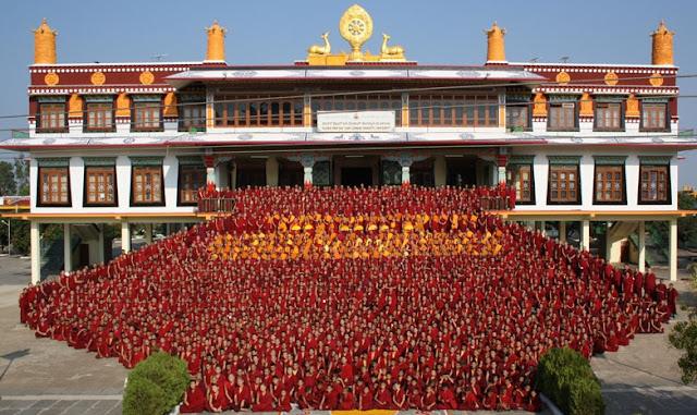 Khám phá chùa Drepung lớn nhất thế giới