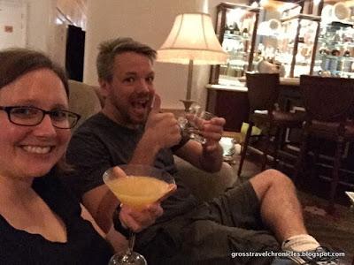 Cocktail Lounge Selfie