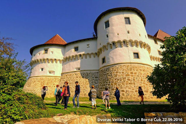 Dvorac Veliki Tabor
