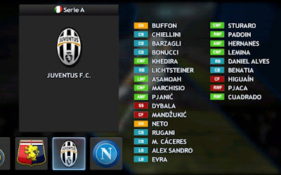 PES 2013 OPTION FILE TERBARU FULL TRANSFER
