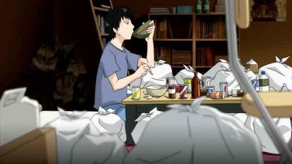 Dampak dan efek anime - Males bergerak