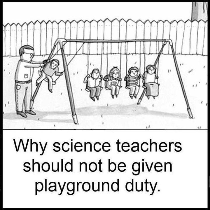 Blagues scientifiques #2 ~ Sweet Random Science