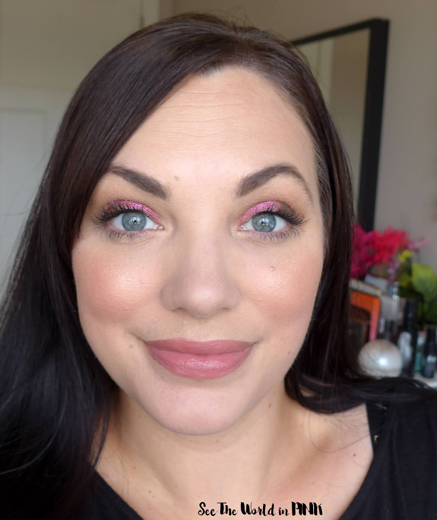 Natasha Denona Chromium Multichrome Liquid Eyeshadow in Dragonfly