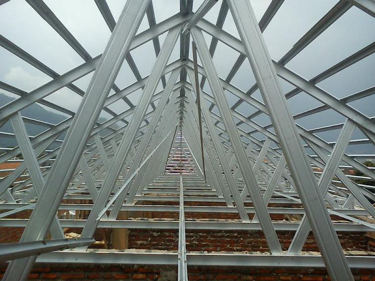 Ketebalan Rangka Atap Baja Ringan