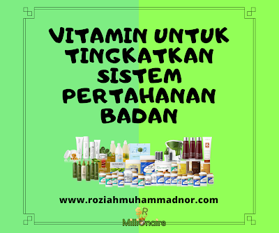 Vitamin Untuk Imunisasi Badan