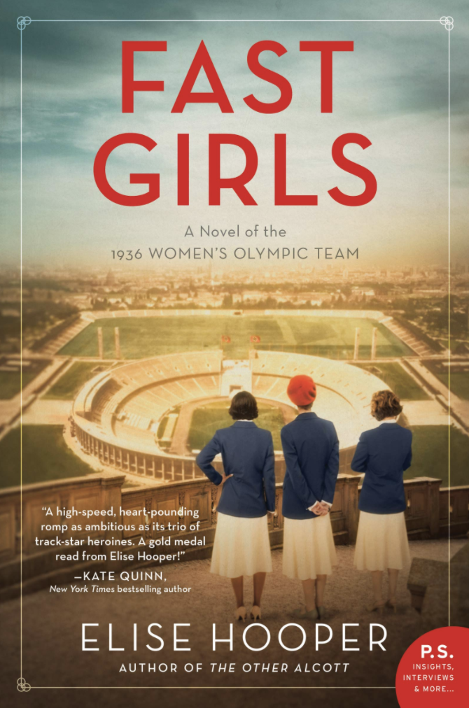 Fast Girls - Book Review