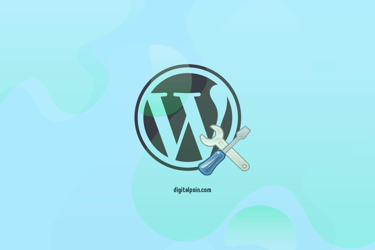 Cara Setting Wordpress Untuk Pertama Kali