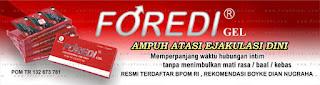Agen Resmi Foredi Jakarta Utara