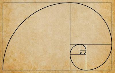 Komposisi Dasar Foto dalam Fotografi Golden Rasio Fibonacci