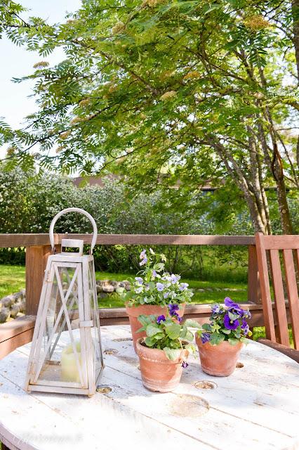piha puutarha terassi patio kotipiha takapiha kesä