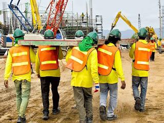 Pemerintah Jamin Hak-hak Pekerja Konstruksi di Tengah Wabah Covid-19