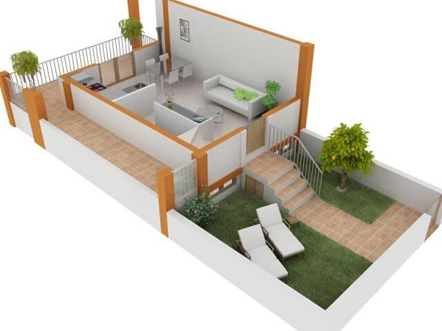 Programas para fazer plantas de casas gratis for Programa para crear casas en 3d