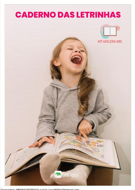 Bloco de atividade Educação Infantil